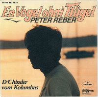Cover Peter Reber - En Vogel ohni Flügel