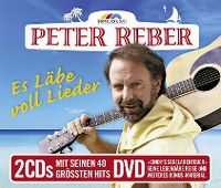 Cover Peter Reber - Es Läbe voll Lieder