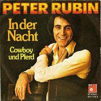 Cover Peter Rubin - In der Nacht