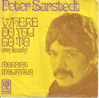 Cover Peter Sarstedt - Where Do You Go To (My Lovely)