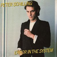 Cover Peter Schilling - Error In The System
