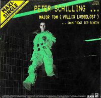Cover Peter Schilling - Major Tom (völlig losgelöst)