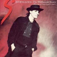 Cover Peter Schilling - The Different Story (World Of Lust And Crime)