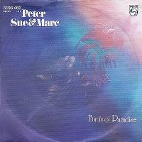 Cover Peter, Sue & Marc - Birds Of Paradise