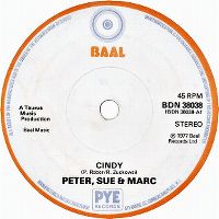 Cover Peter, Sue & Marc - Cindy