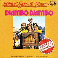 Cover Peter, Sue & Marc - Djambo Djambo