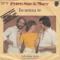 Cover Peter, Sue & Marc - Io senza te
