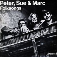 Cover Peter, Sue & Marc - The Times Are A Changing