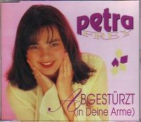 Cover Petra Frey - Abgestürzt (in deine Arme)