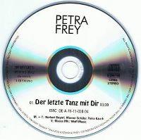 Cover Petra Frey - Der letzte Tanz mit Dir
