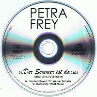 Cover Petra Frey - Der Sommer ist da