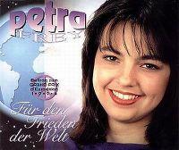 Cover Petra Frey - Für den Frieden der Welt