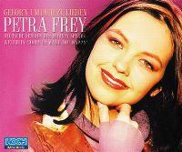 Cover Petra Frey - Gebor'n um dich zu lieben