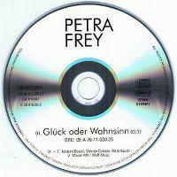 Cover Petra Frey - Glück oder Wahnsinn