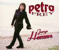 Cover Petra Frey - Junge Herzen
