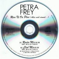 Cover Petra Frey - Rien ne va plus (Alles noch einmal...)