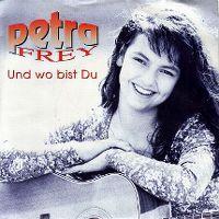 Cover Petra Frey - Und wo bist du