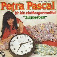 Cover Petra Pascal - Ich bin ein Morgenmuffel