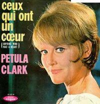 Cover Petula Clark - Ceux qui ont un cœur