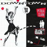 Cover Petula Clark - Downtown '88