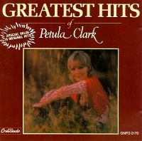 Cover Petula Clark - Greatest Hits Of Petula Clark