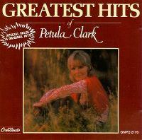 Cover Petula Clark - Greatest Hits Of Petula Clark