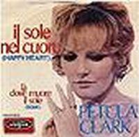 Cover Petula Clark - Il sole nel cuore