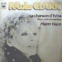 Cover Petula Clark - La chanson d'Evita