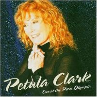 Cover Petula Clark - Live At The Paris Olympia