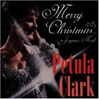 Cover Petula Clark - Merry Christmas