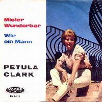 Cover Petula Clark - Mister Wunderbar