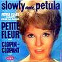 Cover Petula Clark - Petite fleur