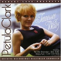 Cover Petula Clark - Tennessee Waltz