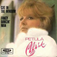 Cover Petula Clark - The Cat In The Window