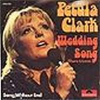 Cover Petula Clark - The Wedding Song (There Is Love)