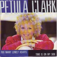 Cover Petula Clark - Too Many Lonely Hearts