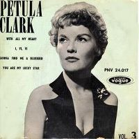 Cover Petula Clark - With All My Heart