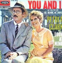 Cover Petula Clark - You And I