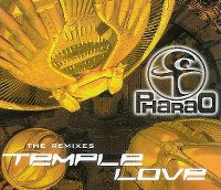Cover Pharao - Temple Of Love