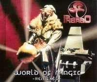 Cover Pharao - World Of Magic