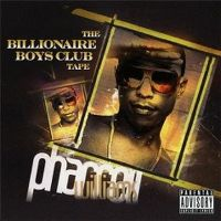 Cover Pharrell Williams - The Billionaire Boys Club Tape