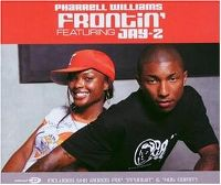 Cover Pharrell Williams feat. Jay-Z - Frontin'