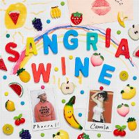 Cover Pharrell Williams x Camila Cabello - Sangria Wine