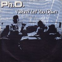 Cover Ph.D. - I Won't Let You Down