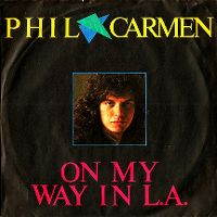Cover Phil Carmen - On My Way In L.A.