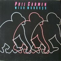 Cover Phil Carmen - Wise Monkeys