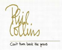 Cover Phil Collins - Can't Turn Back The Years