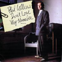 Cover Phil Collins - Don't Lose My Number