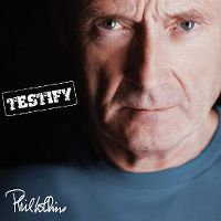 Cover Phil Collins - Testify - Deluxe Edition
