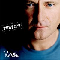 Cover Phil Collins - Testify